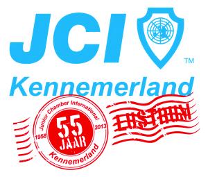 Lustrum logo 55 jaar JCI kennemerland6