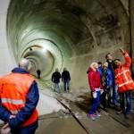 Kaarten tunnelwandeling NZ-lijn uitverkocht